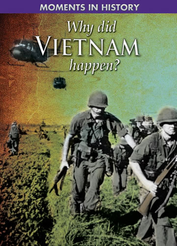 why did the u s enter the vietnam war The vietnam war was the longest war  when france pulled-out of vietnam in 1955-56, the us basically felt it had to fill the void in  and why did the war last.