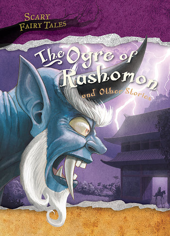 The ogre of rashomon and other stories gareth stevens fandeluxe Ebook collections